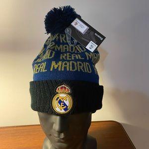 Real Madrid Football Beanie
